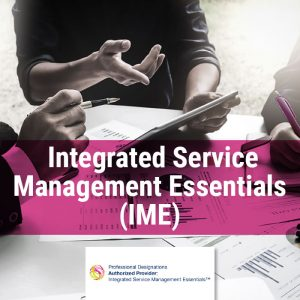 Integrated service management essentials