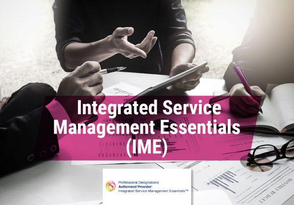 Integrated service management essentials