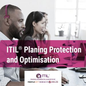 ITIL planning protection and optimisation