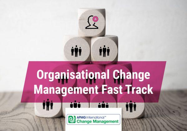 Organisational change mangement fast track