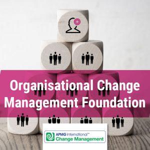 Organisational change management foundation