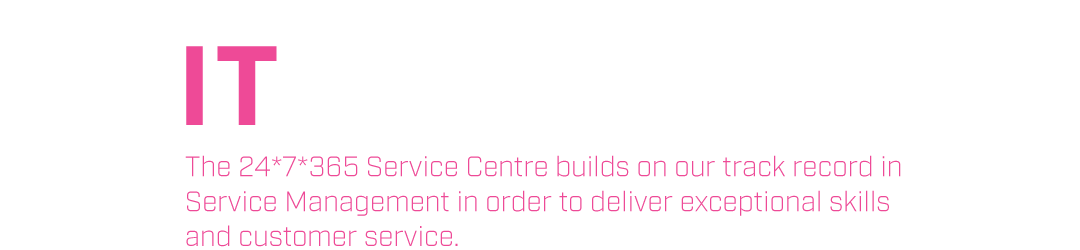 Pink Elephant - Managed IT Support