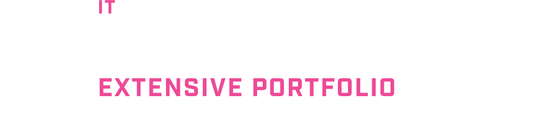 Pink Elephant's extensive training portfolio