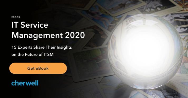 IT Service Management 2020 eBook